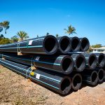PFAS permeation not an issue for HDPE Pipe