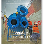 Qenos Technical Paper on HDPE Pipe Enhanced Disinfectant Resistance features in Trenchless Australasia